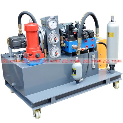 大兰液压环保液压系统
