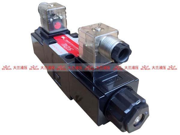 大兰DSG-02-3C6电磁换向阀