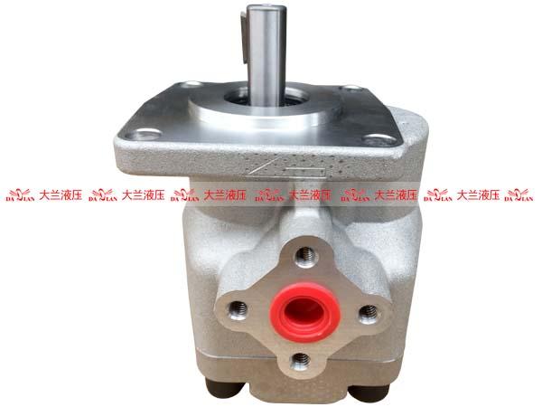 大兰液压台湾齿轮泵HGP-2A