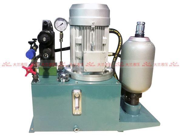 大兰液压船用液压系统