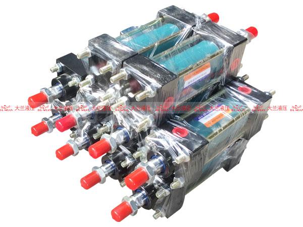 大兰液压系统油缸
