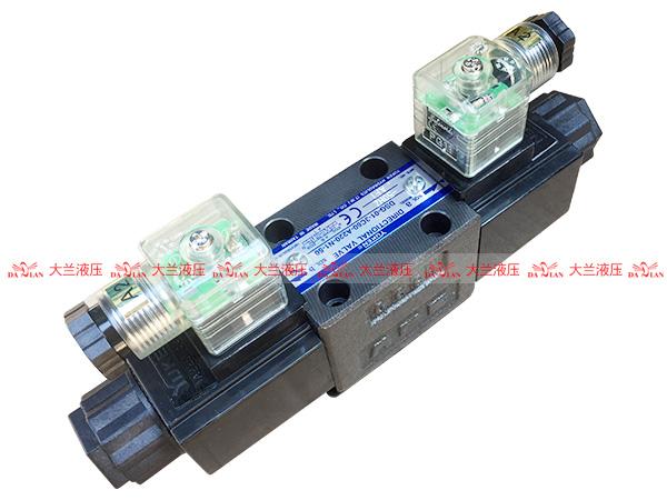 油研DSG系列电磁换向阀