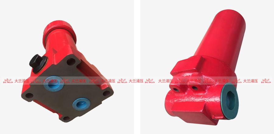 大兰ZU-H系列管式倒装过滤器