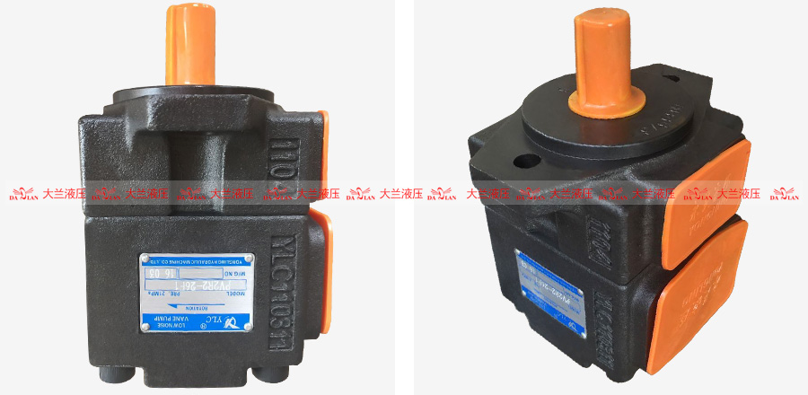大兰PV2R2系列定量叶片泵