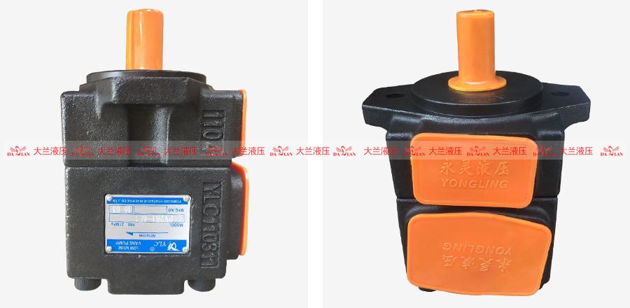大兰PV2R1系列定量叶片泵
