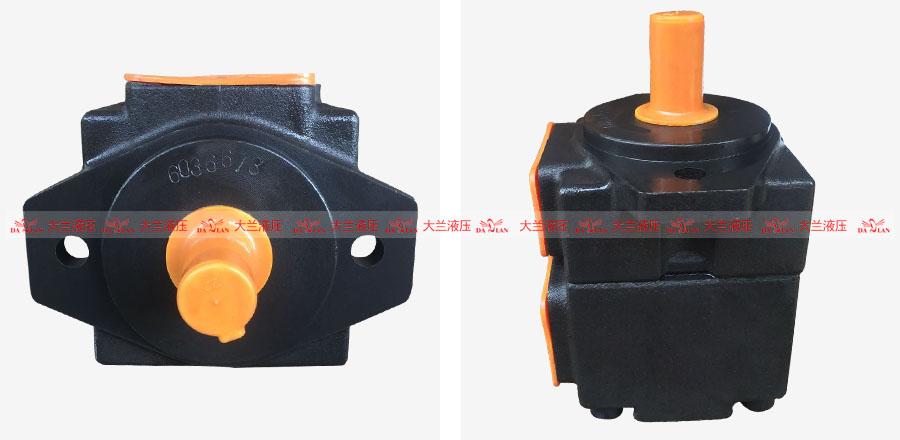大兰PV2R3系列定量叶片泵