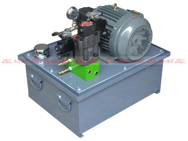 折弯机液压系统