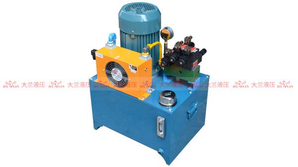 液压系统电液换向阀故障分析及油路改进