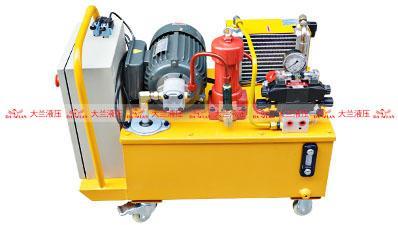 如何选择液压油泵?大兰液压提醒您应考虑这几个方面!