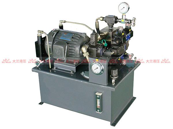大兰液压系统