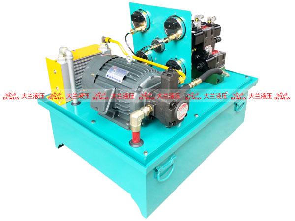 大兰低压电接点液压系统