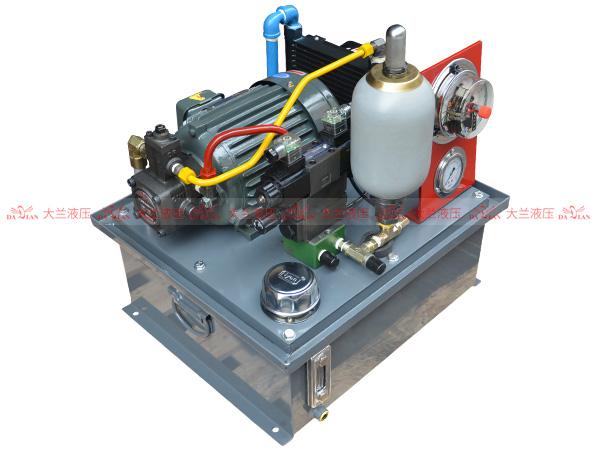 大兰液压泵站