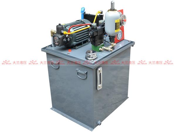 大兰150L保压液压系统
