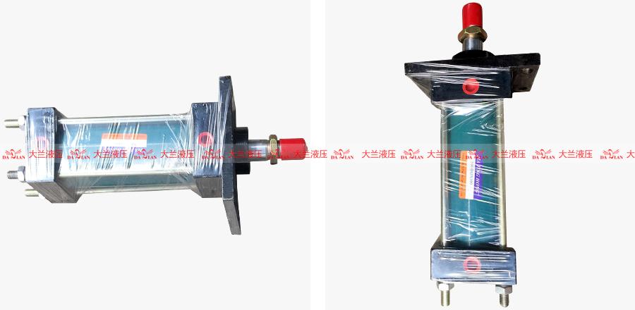 大兰方型MOB系列前法兰型油压缸