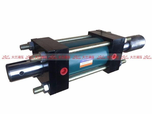 方型重油HOD系列14MPA油压缸可调液压缸