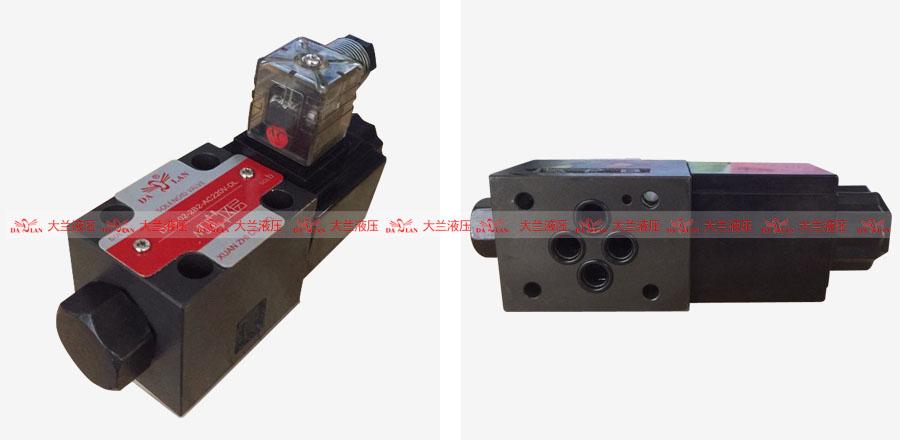 大兰DSG-02系列单头电磁换向阀