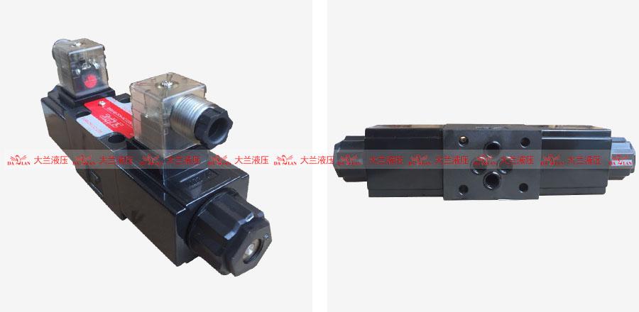 大兰DSG-02系列双头电磁换向阀