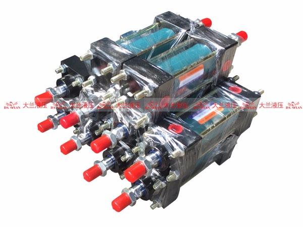 方型铸件轻油MOB系列油压缸