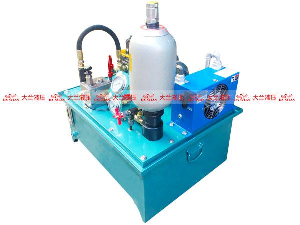 大兰插装保压液压系统