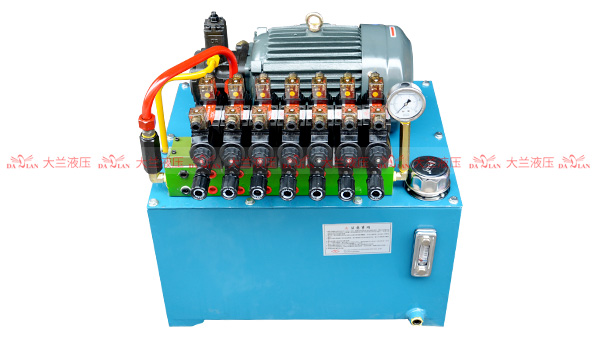 液压换向阀中位机能选用问题分析