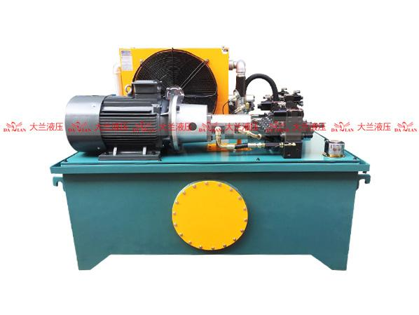 37KW高能效节能电机液压站