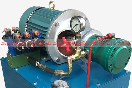 大兰5.5KW高压液压系统