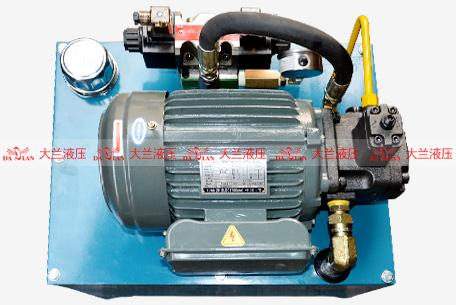 大兰1.5KW单相液压系统