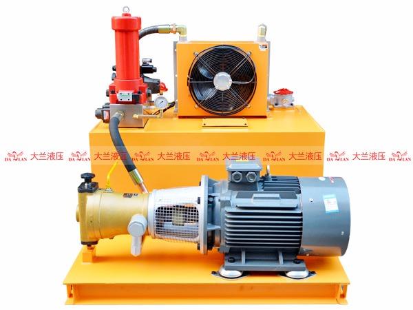 63SCY柱塞泵液压站
