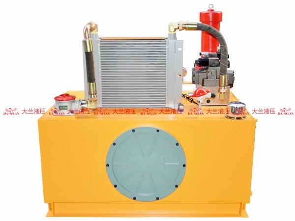 大兰63SCY柱塞泵液压站