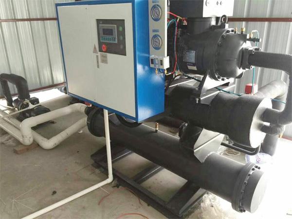 冷却液压系统装置-油冷机