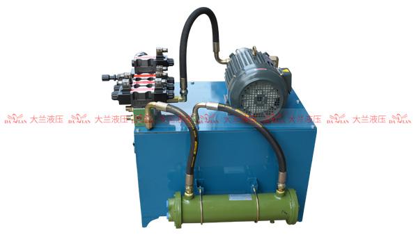 关于液压传动系统设计中基础内容的介绍