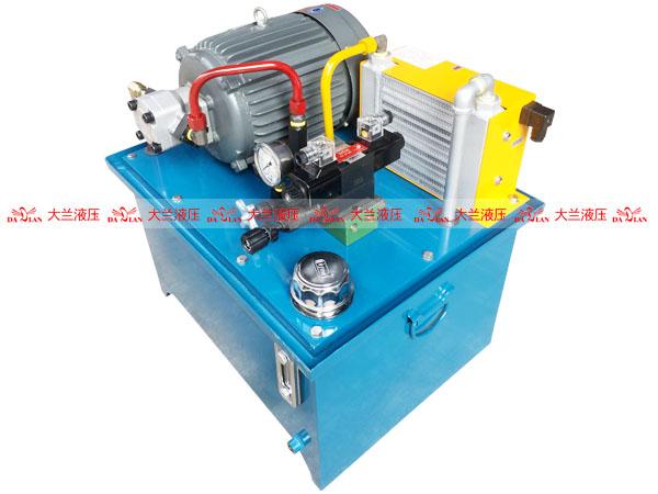 大兰4KW中压液压系统