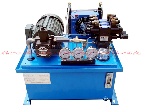 大兰液压叶片泵