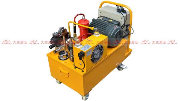 液压速度控制系统常见故障