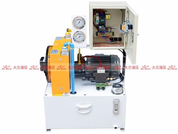 大兰电控箱液压系统