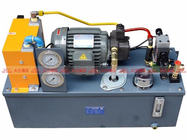 大兰成套液压站液压系统