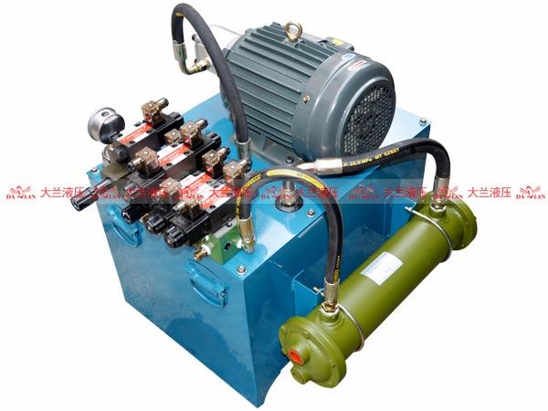 大兰非标定制液压站液压系统
