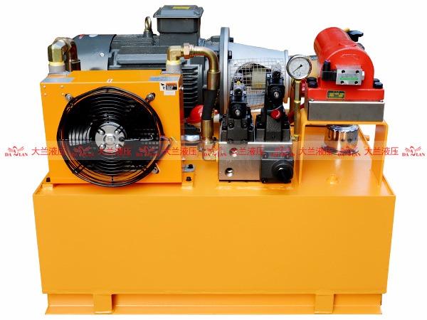 大兰液压系统非标定制液压站