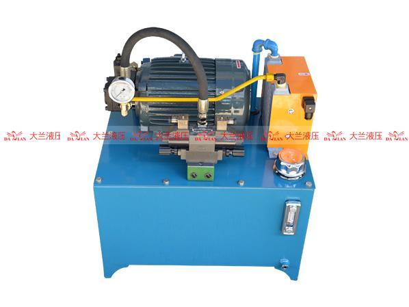 2.2KW单缸液压系统
