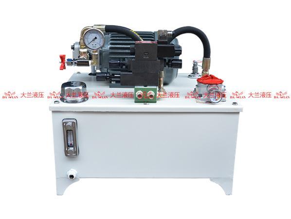 1.5KW小型液压系统
