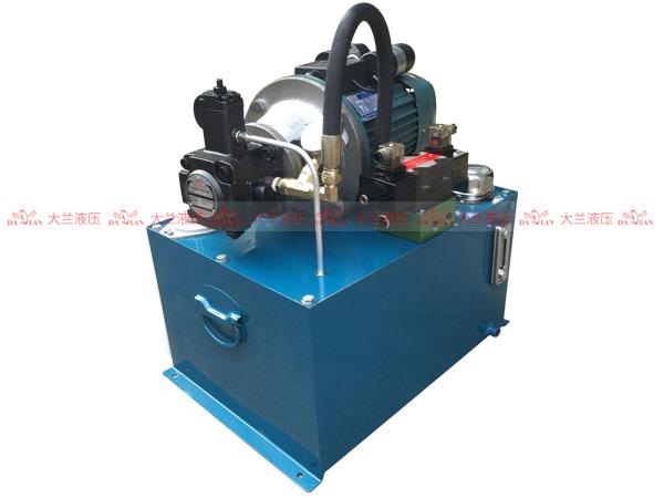 单相电机液压泵站
