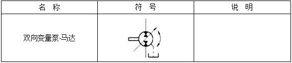 液压系统符号10