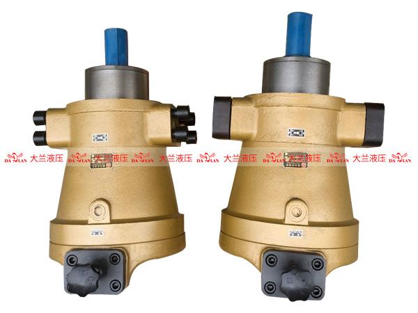 大兰液压柱塞泵