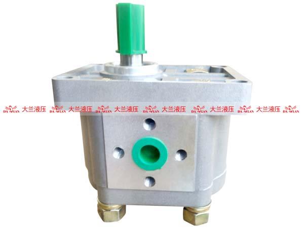 大兰CBN齿轮泵