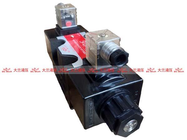 大兰液压电磁换向阀DSG-03-3C6