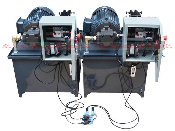 大兰液压举升机液压系统