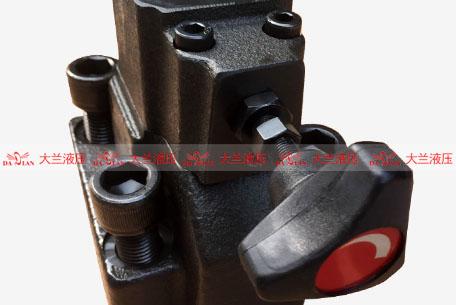 大兰SBG板式低噪音引导式溢流阀