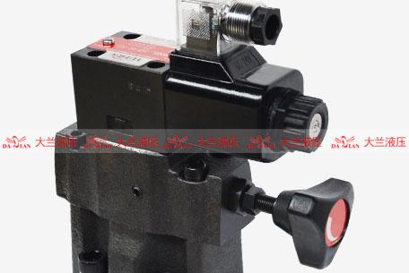 大兰SBSG板式低噪音电磁引导式溢流阀