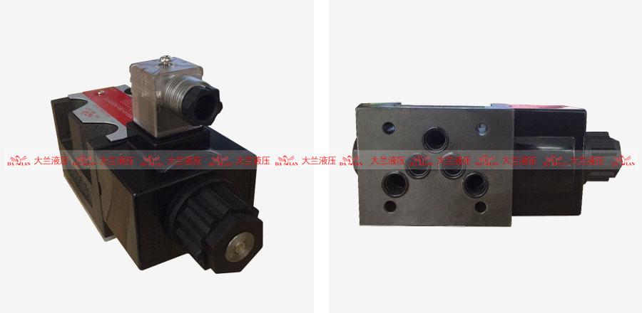 大兰DSG-03系列单头电磁换向阀
