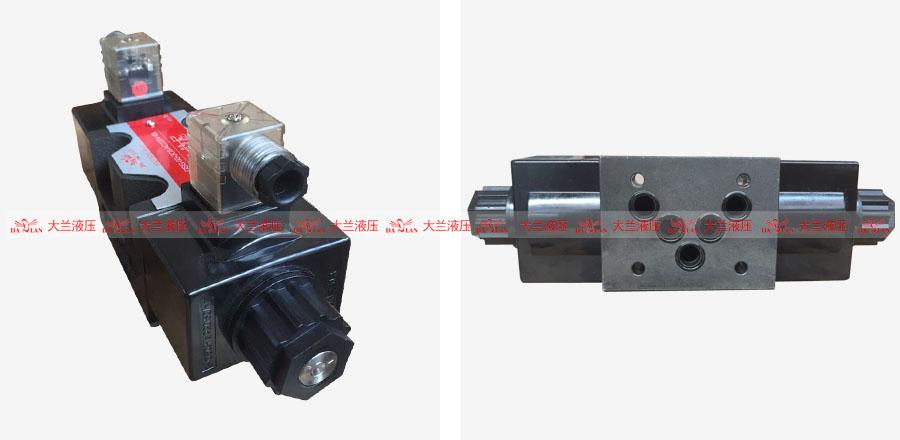大兰DSG-03系列双头电磁换向阀